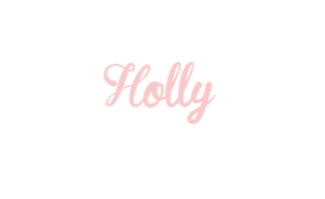 hollysignature